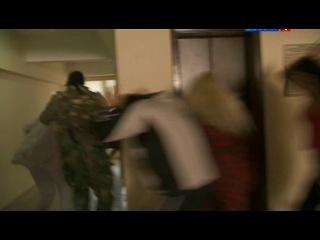 Марш-бросок 2: Особые обстоятельства - 1 серия (русские боевики и фильмы)